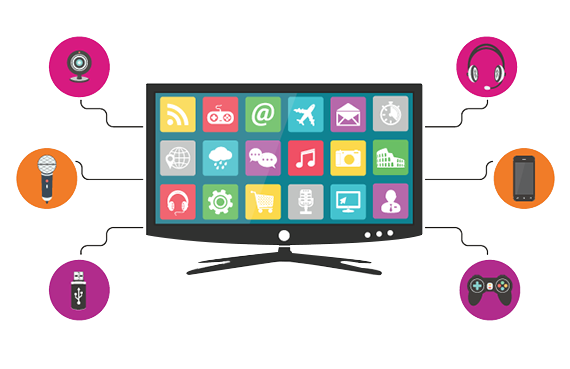 Smart TV Application Development Company - Custom App development Company india