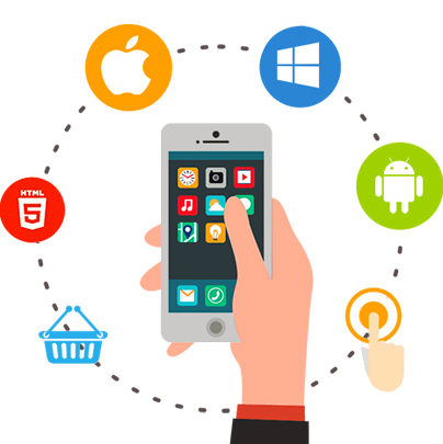 Mobile App Development Company - Custom App development Company india