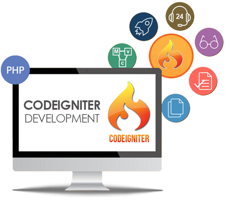 Codeigniter Development Company,  Hire Codeigniter Developer - SISGAIN