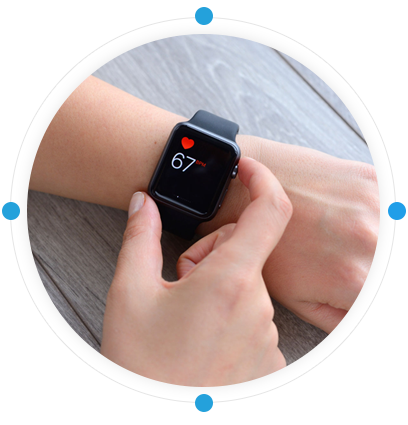 Top Wearable Devices App Development Company - SISGAIN